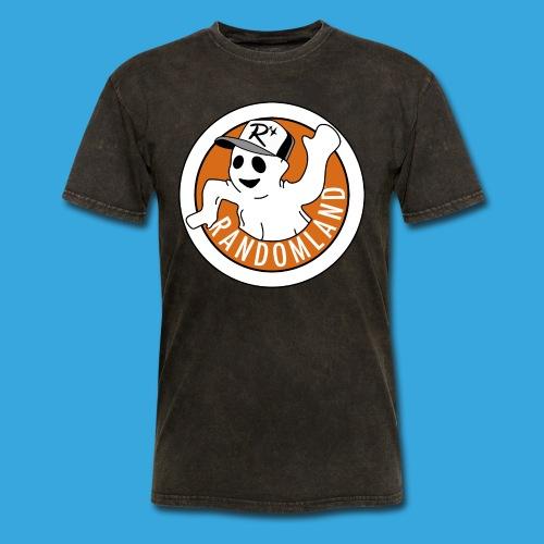 Spoopie The Ghost - Men's T-Shirt