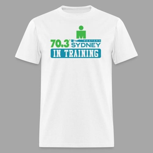 70.3 Western Sydney alt - Men's T-Shirt