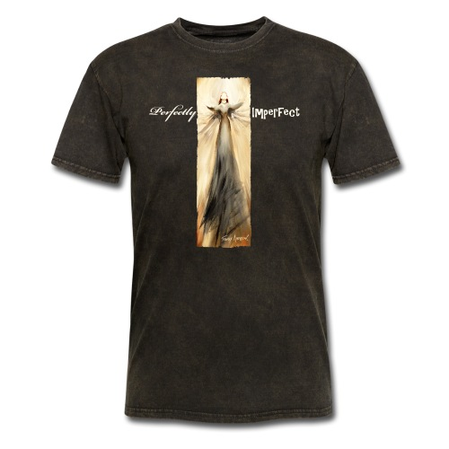 Perfectly Imperfect desig - Men's T-Shirt