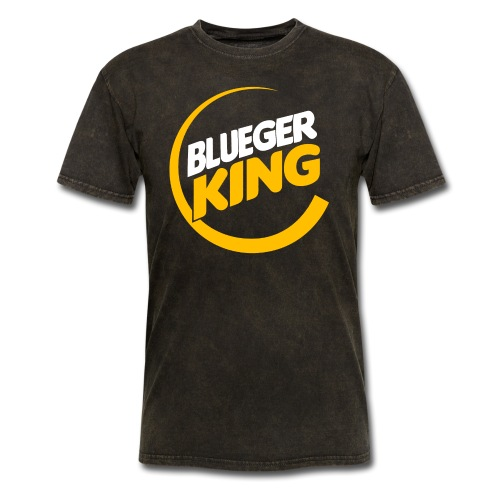 Blueger King - Men's T-Shirt