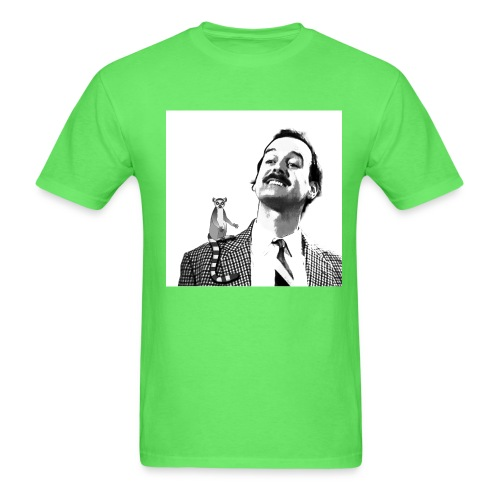 Lemur Shoulder - Men's T-Shirt