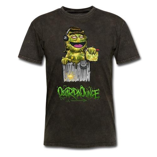 Oscar Da Ounce - Men's T-Shirt