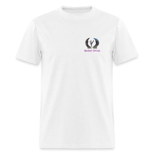 Rachel Circus Pose Logo - Men's T-Shirt