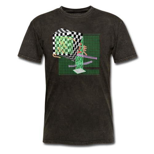 megadrilaceashirt - Men's T-Shirt