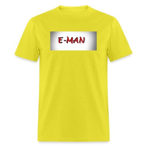 E-MAN - Men's T-Shirt