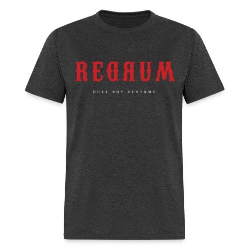 REDRUM - Men's T-Shirt