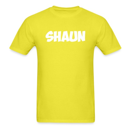 Shaun Logo Shirt - Men's T-Shirt