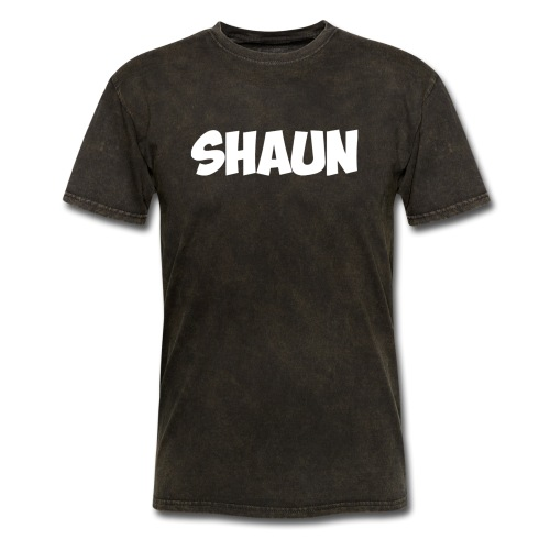 Shaun Logo Shirt - Men's T-Shirt