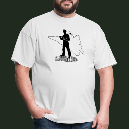 Kaffeinated Hero - Men's T-Shirt