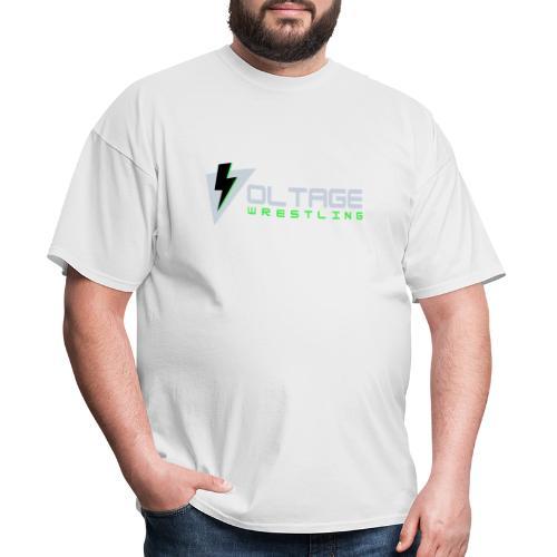 Voltage Logo - Men's T-Shirt