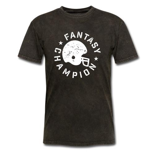 Fantasy Football Champion - Men's T-Shirt