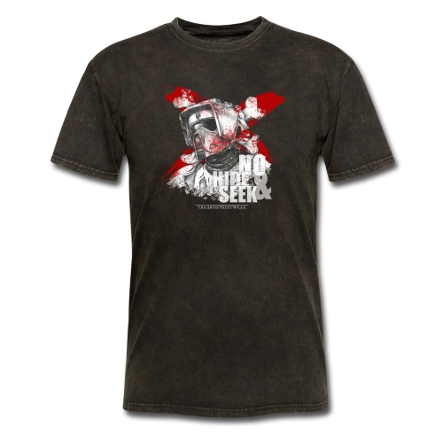 No hide & Seek - Men's T-Shirt