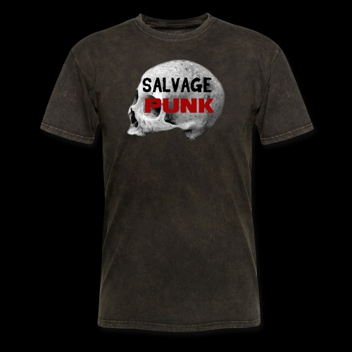 Salvage New Shirt plain - Men's T-Shirt