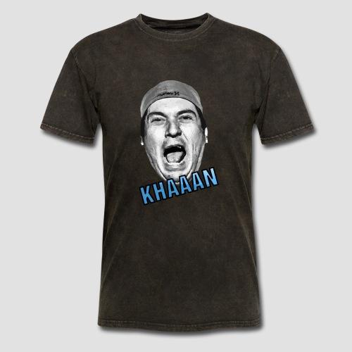 KHAAAN Face - Men's T-Shirt
