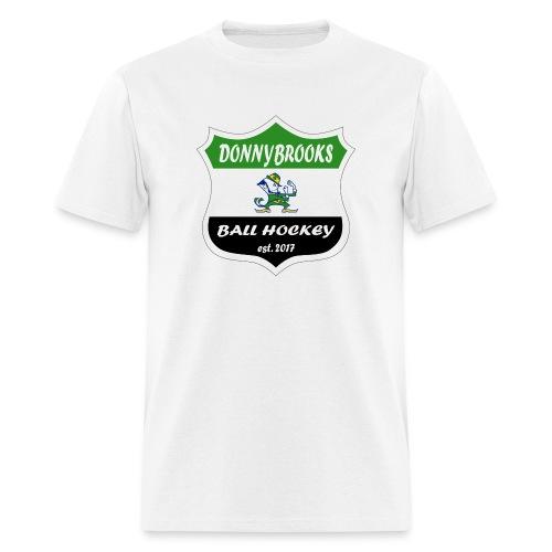 Donnybrooks logo - Men's T-Shirt