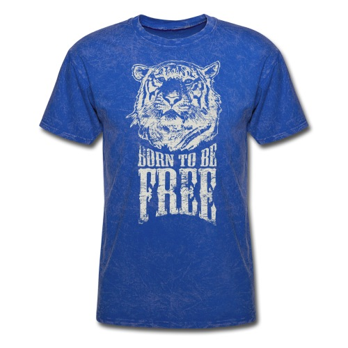 Born To Be Free Jersey - Men's T-Shirt