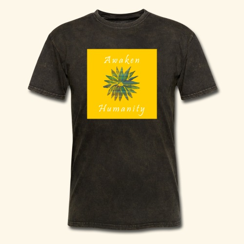 Awaken Humanity Brand - Men's T-Shirt