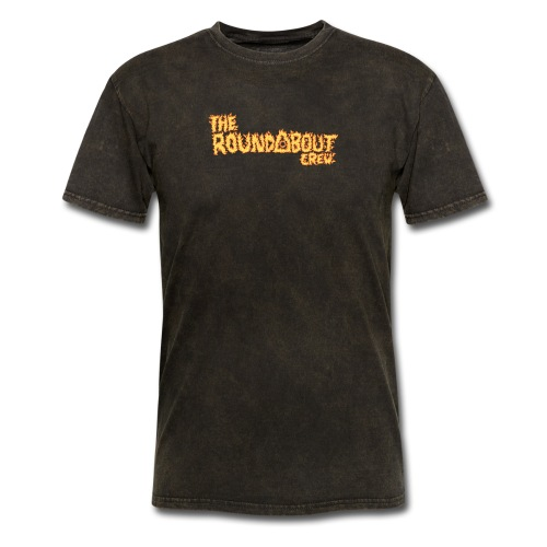 The Roundabout Crew Fire Vintage Shirt - Men's T-Shirt