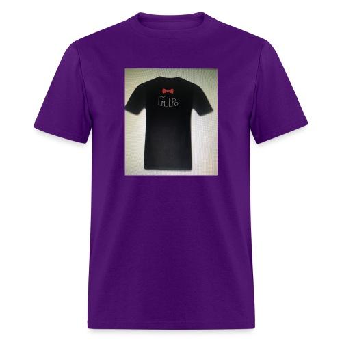 Mr and Mrs t-shirt - Men's T-Shirt