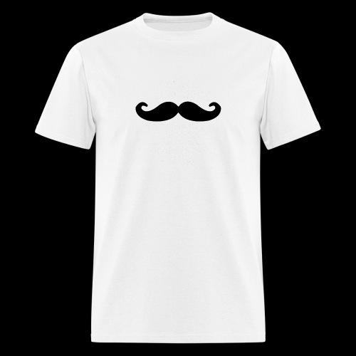Mustache Pun - Men's T-Shirt