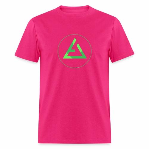 crypto logo branding - Men's T-Shirt