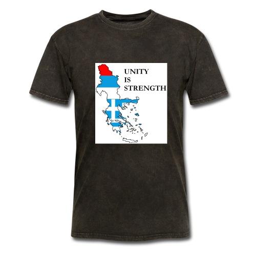 unityisstrength - Men's T-Shirt