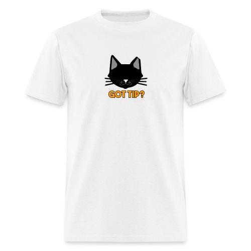 Got tip? - Men's T-Shirt