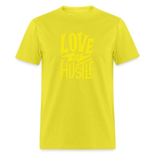Love the hustle - Men's T-Shirt