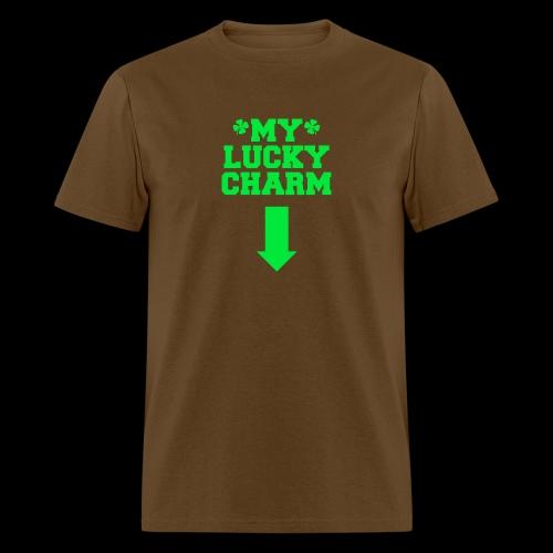 my lucky charm - Men's T-Shirt