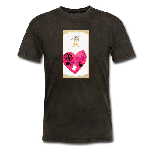 Heart of Economy 1 - Men's T-Shirt