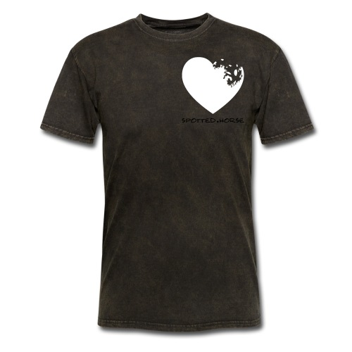 Appaloosa Heart - Men's T-Shirt