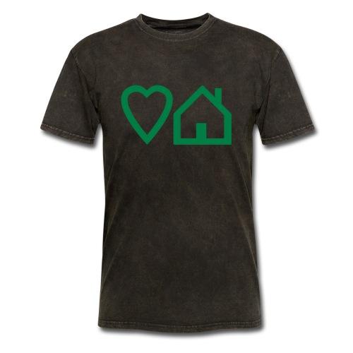 ts-3-love-house-music - Men's T-Shirt