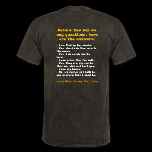 Surf Shark T-Shirts - Men's T-Shirt