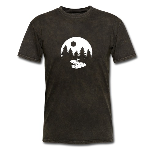 """ The Moon "" - Men's T-Shirt"
