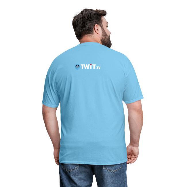 Stylized TWiT logo as rectangles
