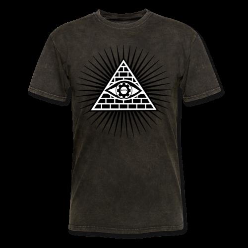 PIT TV All Seeing - Men's T-Shirt