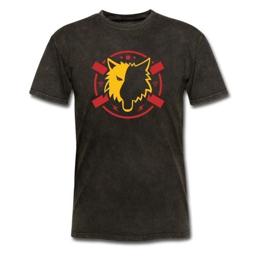 AktifWolf RedX - Men's T-Shirt