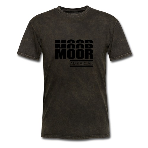 Moor American - Men's T-Shirt