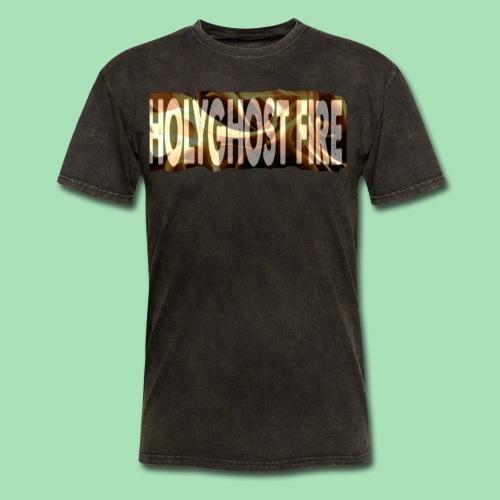 HOLYGHOST FIRE - Men's T-Shirt
