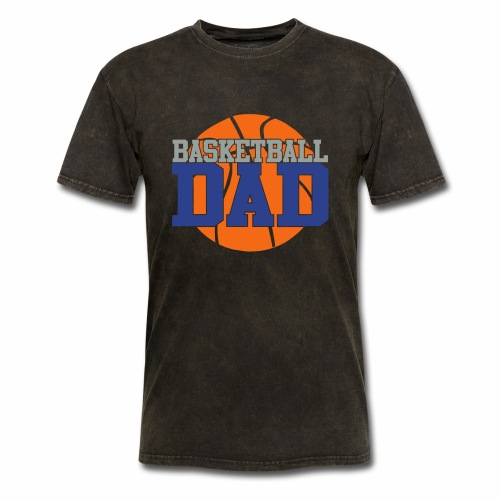 Basketball dad - Men's T-Shirt
