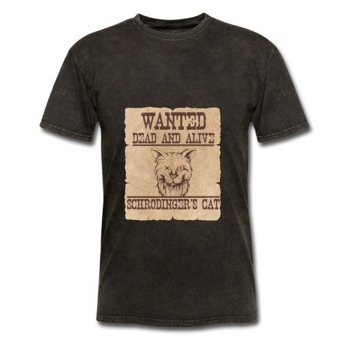Schrödingers Cat - Men's T-Shirt