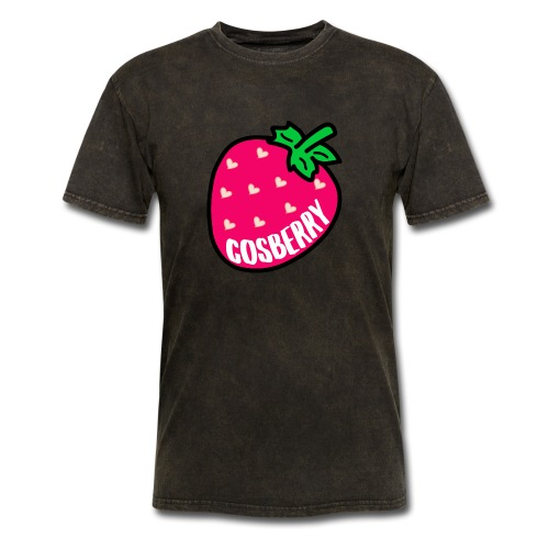Cosberry Logo - Men's T-Shirt