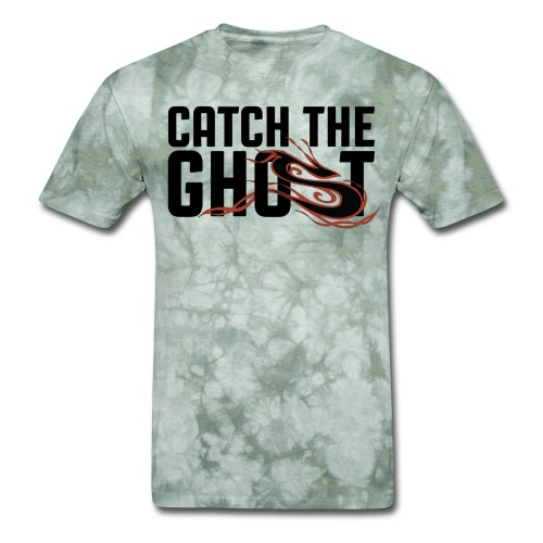 Catch The Ghost - Red Shifter - Men's T-Shirt