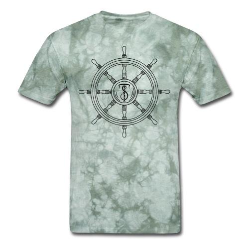 Black Midnight Logo - Men's T-Shirt
