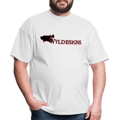 Wyldesigns Logo - Men's T-Shirt
