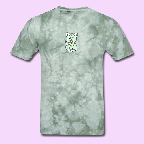 Lolipup Pack: Minty Pup! - Men's T-Shirt