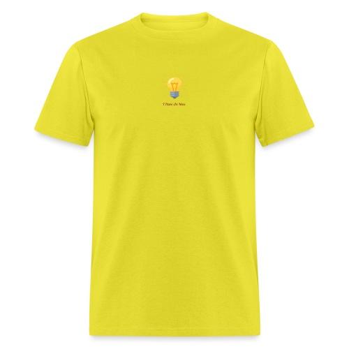 Idea Bulb - Men's T-Shirt