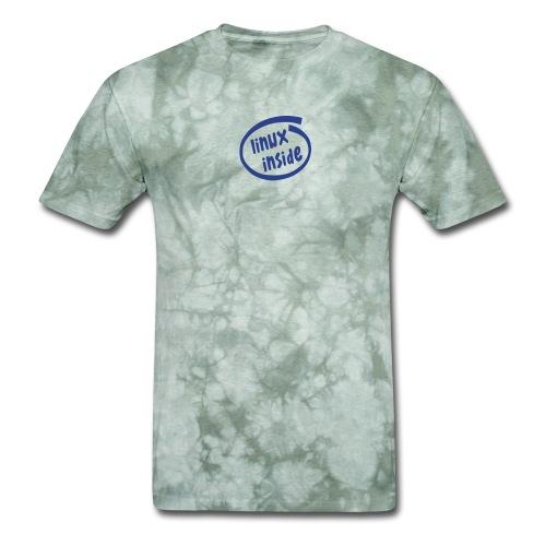 linux inside - Men's T-Shirt