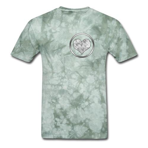Diamond Heart - Men's T-Shirt