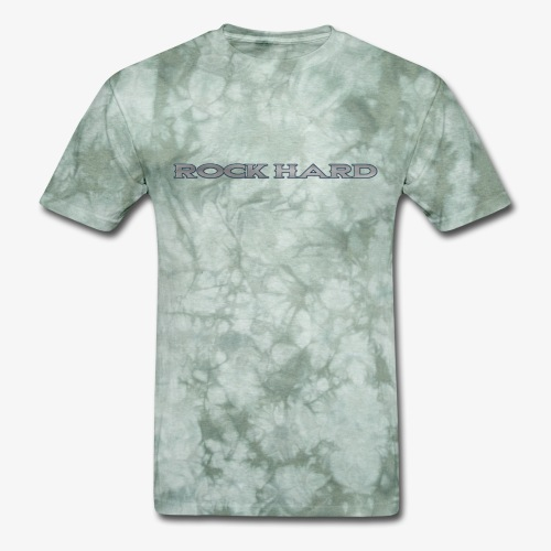 ROCK HARD - Men's T-Shirt